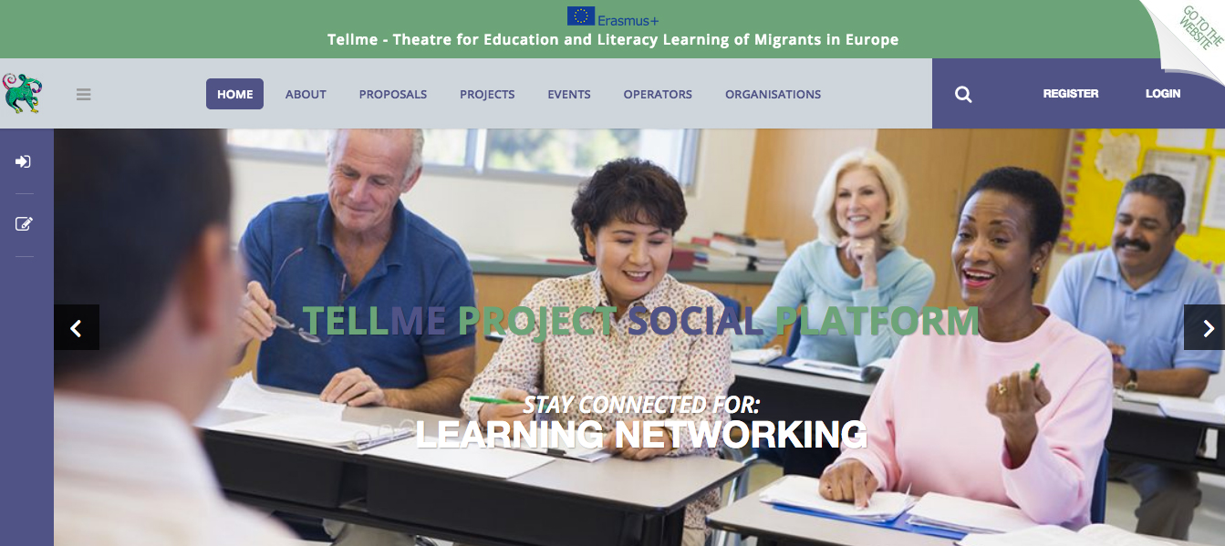 TellMe Social Platform